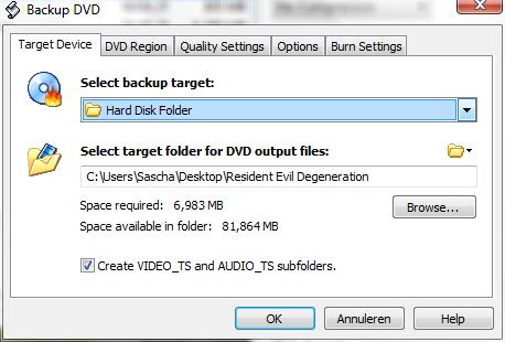 DVD Shrink 7